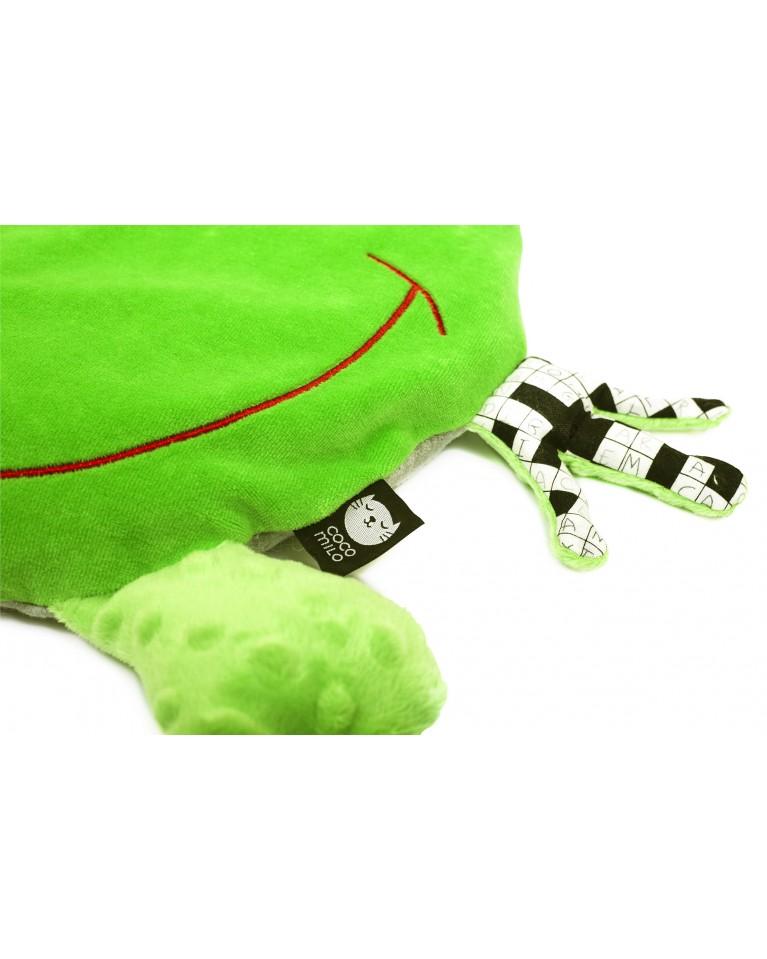 cocomilo poduszka przytulanka zabka