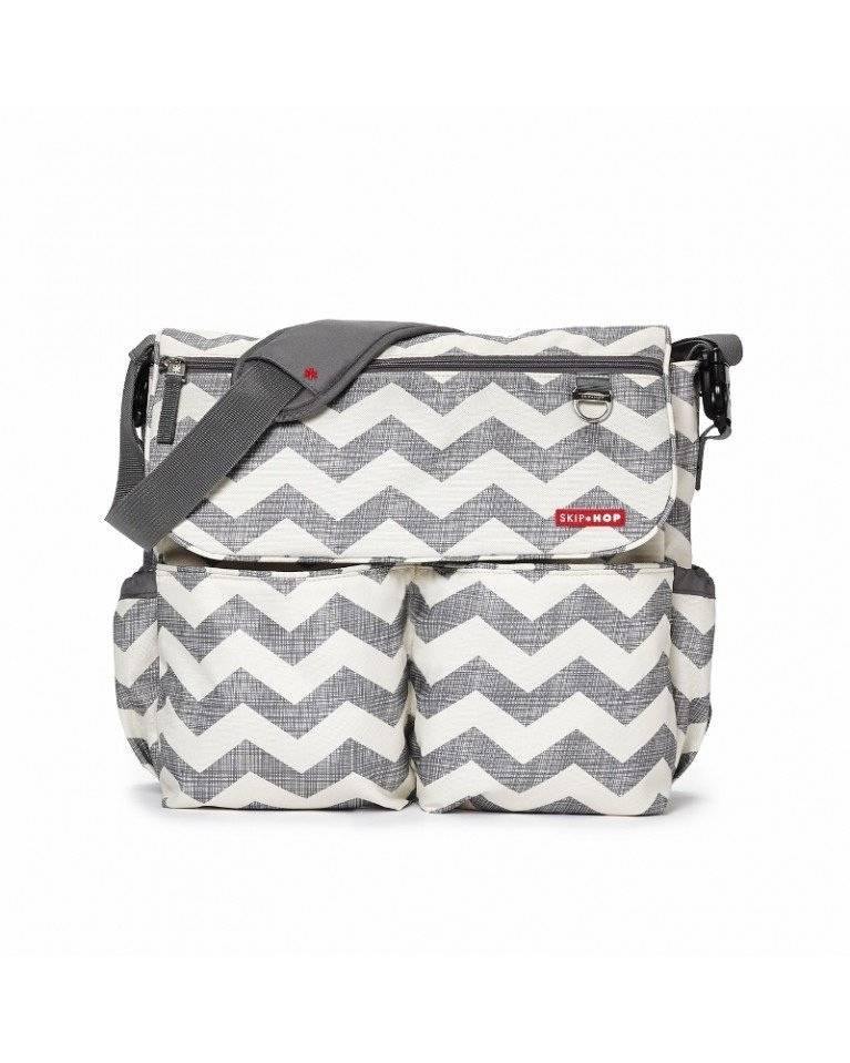 torba do wózka dash signature chevron