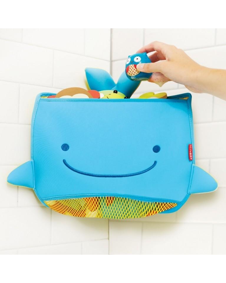 skip hop narożny organizer łazienkowy moby