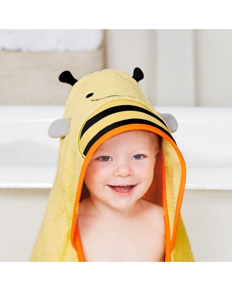 skip hop ręczniczek zoo pszczoła