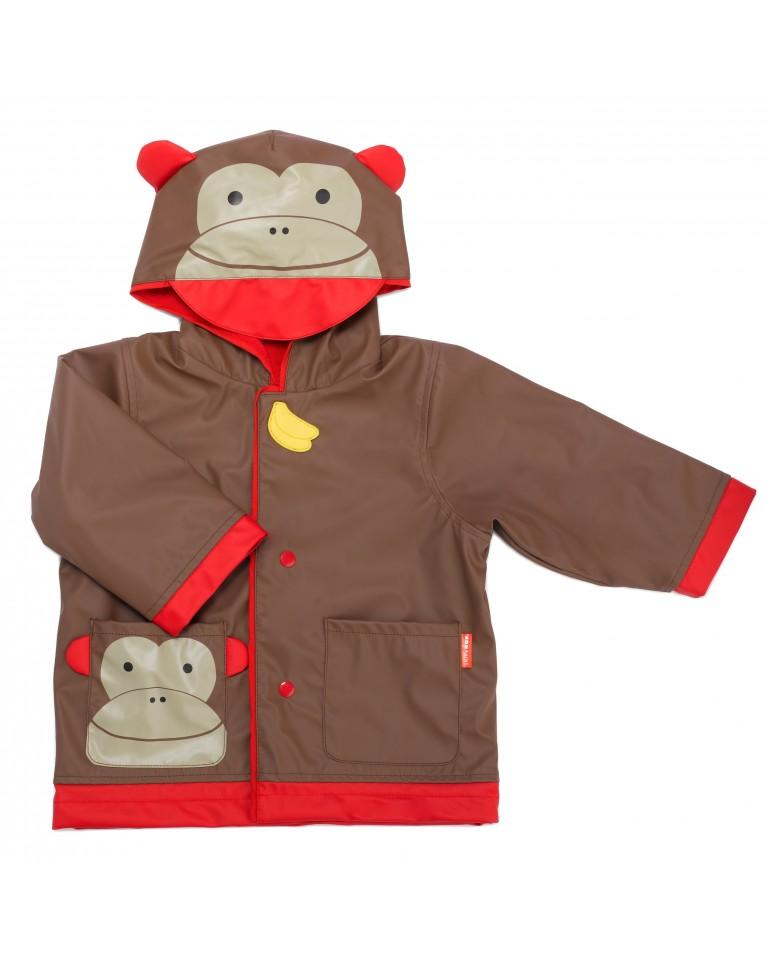 skip hop płaszcz przeciwdeszczowy małpa s