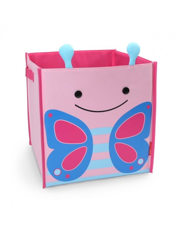 skip hop pudełko jumbo zoo motyl