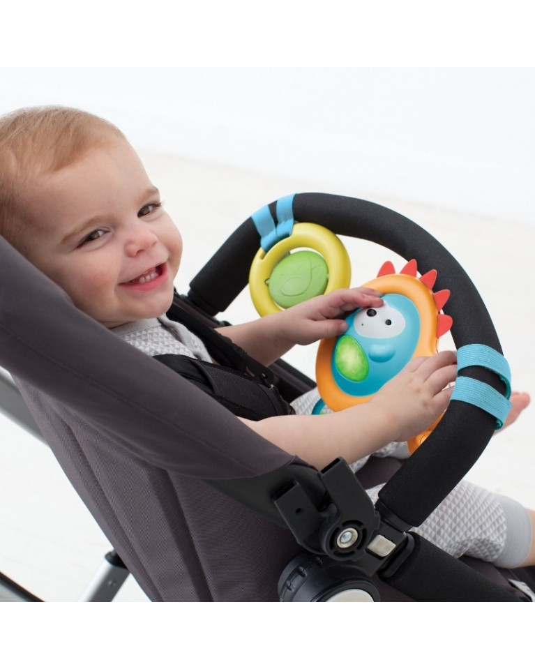 zabawka do wózka explore&more