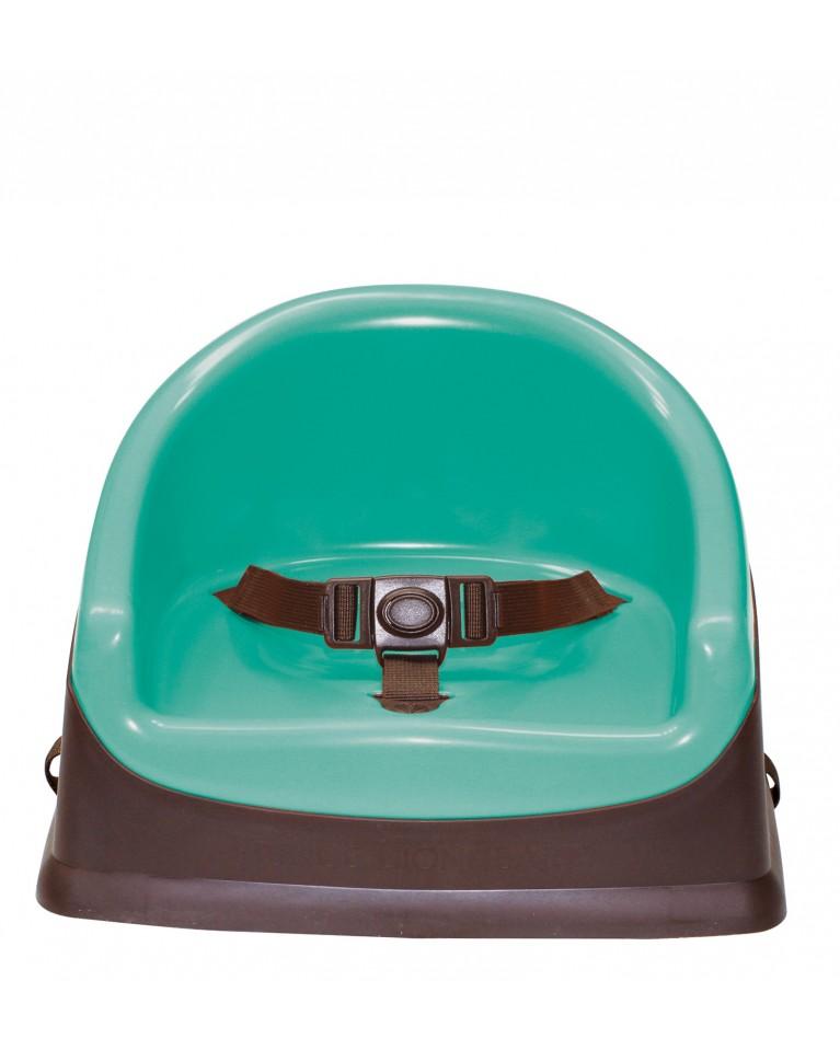 krzesełko boosterpod gumbal green