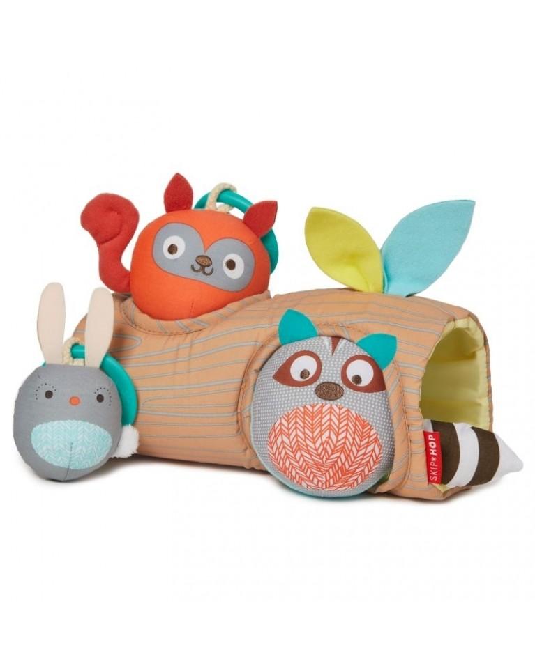 skip hop zabawka edukacyjna camping ball trio