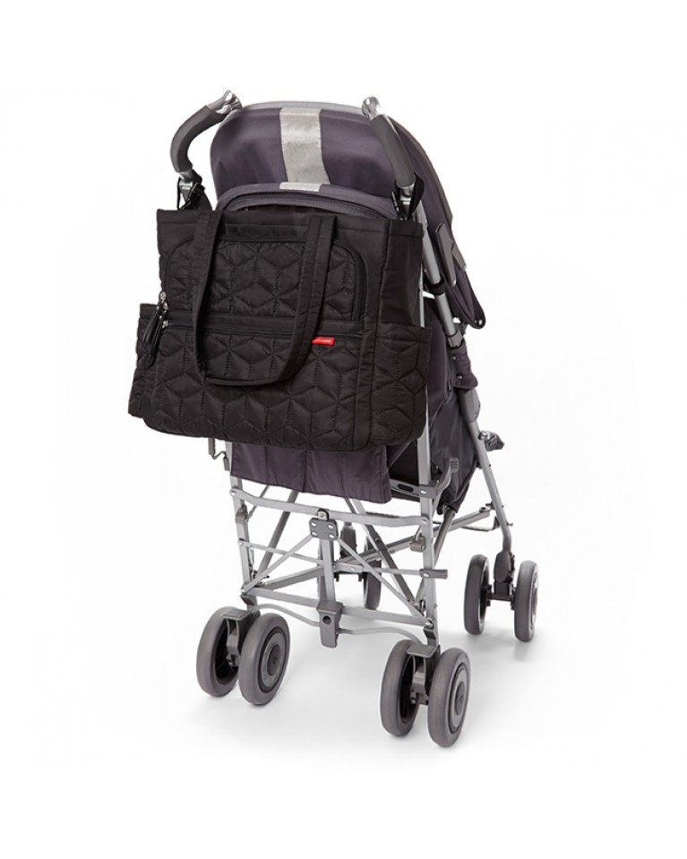 skip hop torba do wózka forma black