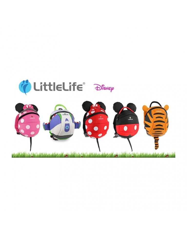 plecaczek little life buzz astral disney