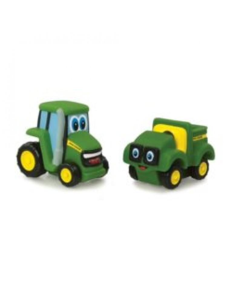 mały zestaw pojazdów johnny traktor