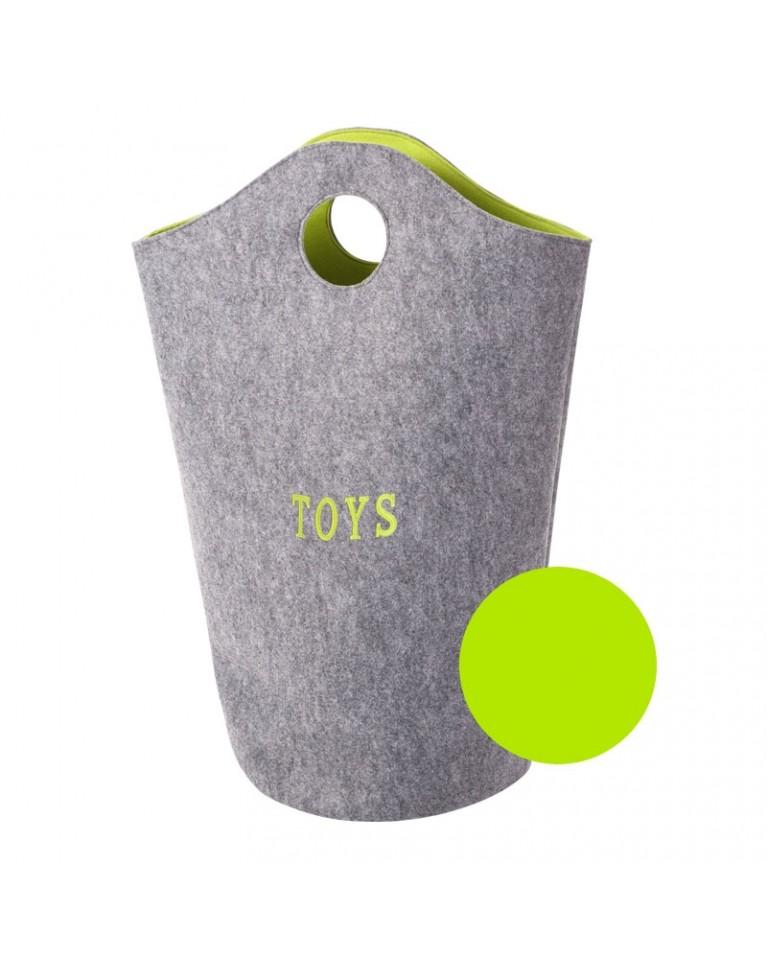 childhome filcowa torba na zabawki