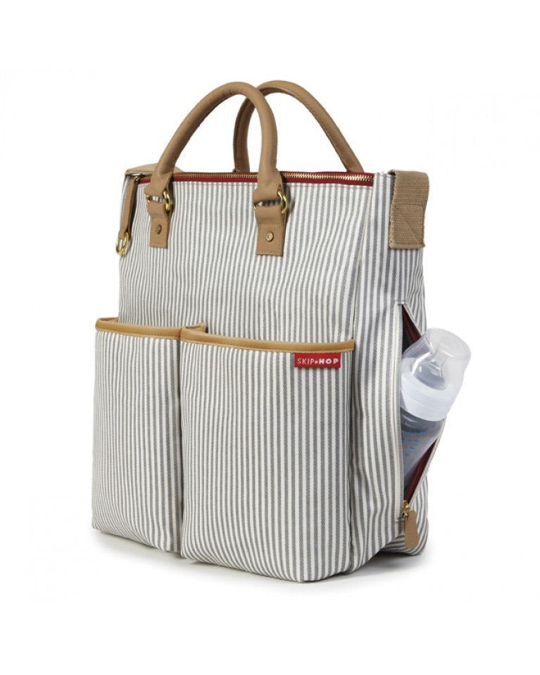 skip hop torba french stripe