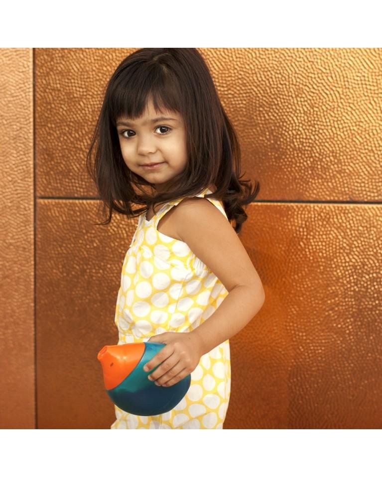 boon kubek niekapek blue orange