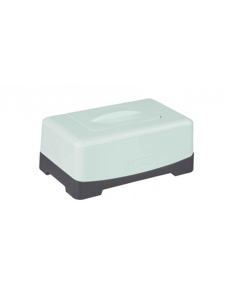 Luma pudełko na chusteczki Easy Box misty green