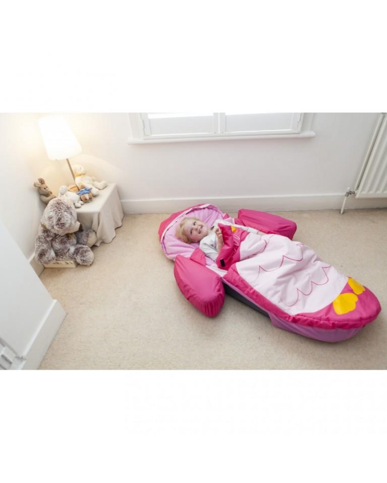 little life łóżeczko turystyczne ze śpiworem sowa