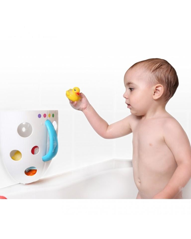 organizer na zabawki kąpielowe koodi