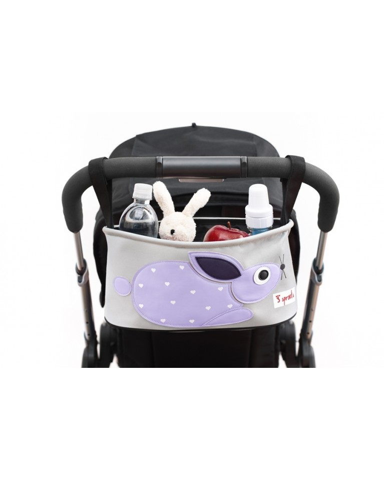 organizer do wózka królik 3 sprouts