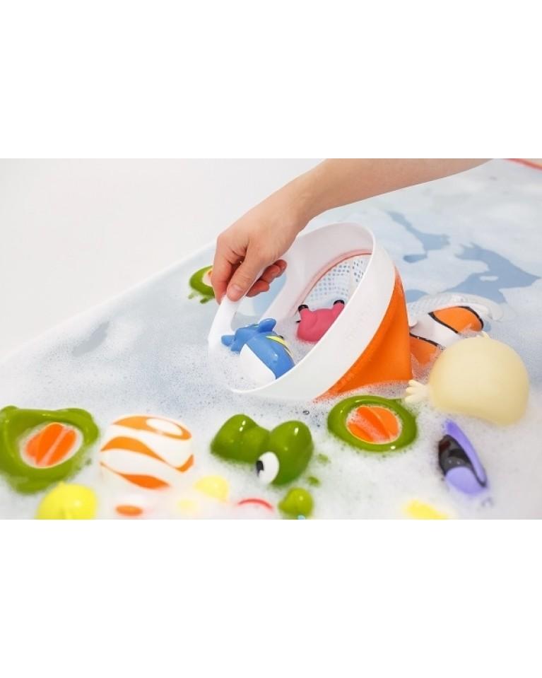 benbat organizer na zabawki kąpielowe