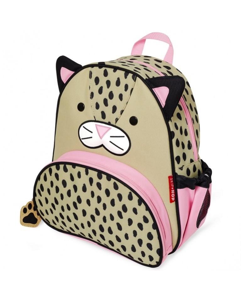 skip hop plecak zoo leopard