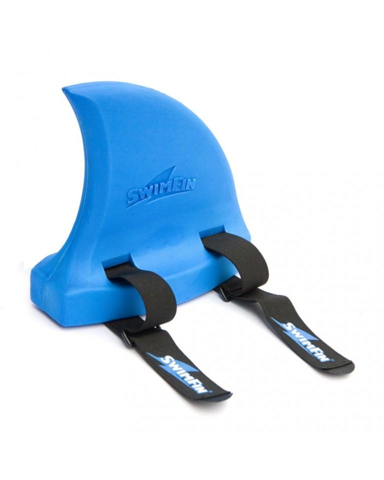 swimfin płetwa do nauki pływania niebieska