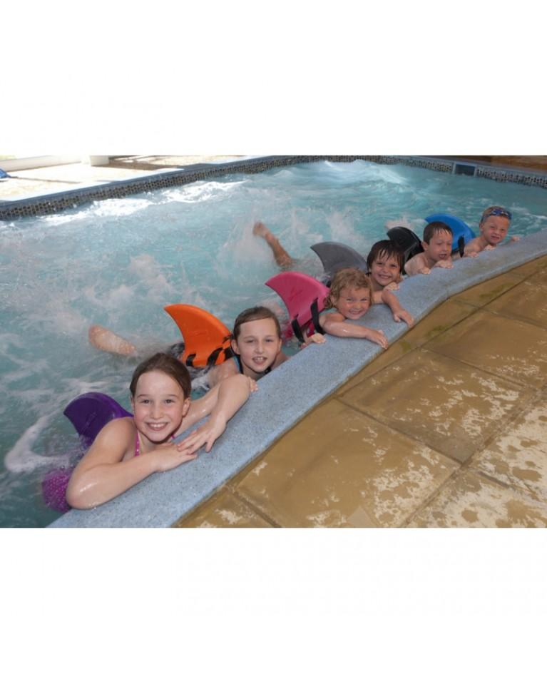 swimfin płetwa do nauki pływania różowa