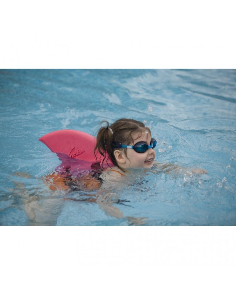 swimfin płetwa do nauki pływania red