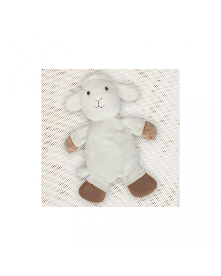 przytulanka  z gryzakiem owieczka shleppy koodi