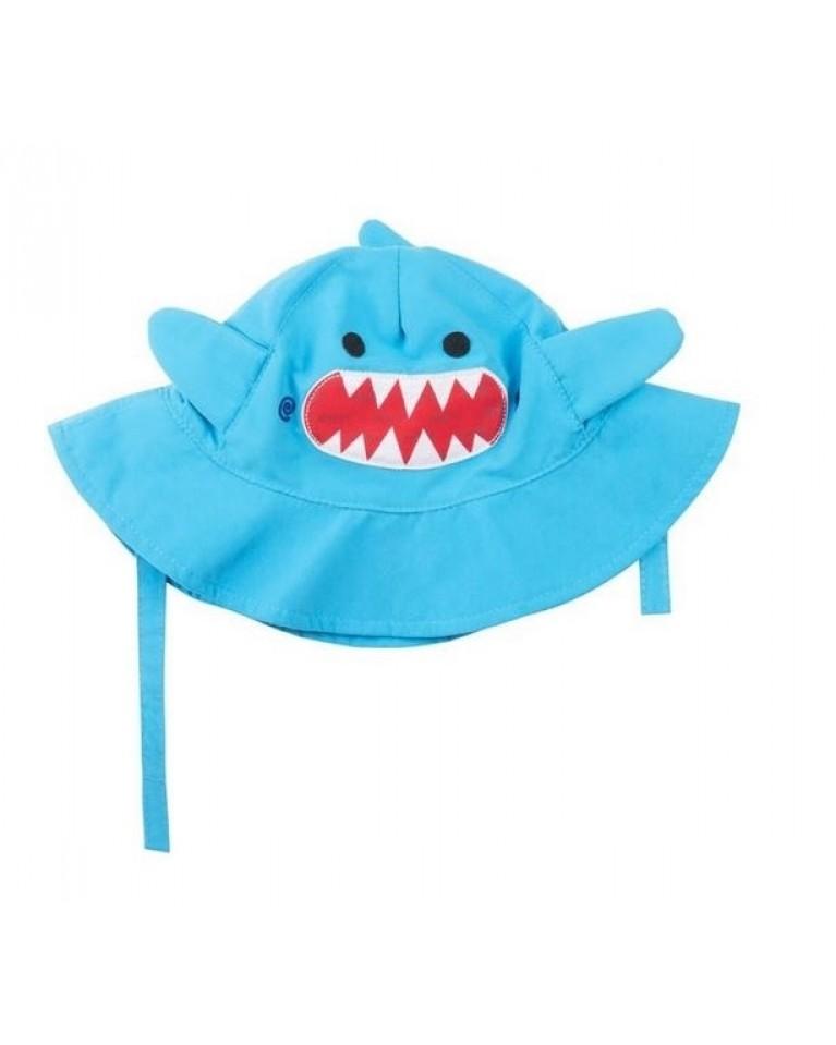 zestaw kąpielowy rekin