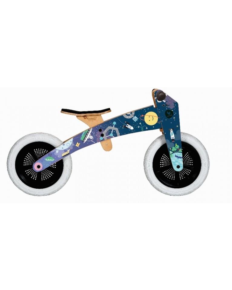 wishbone rowerek space