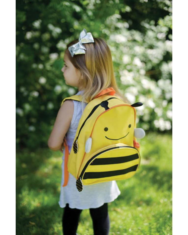 skip hop plecak pszczółka