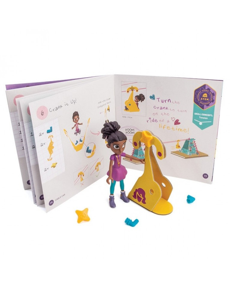 goldieblox podniebna gondola ruby