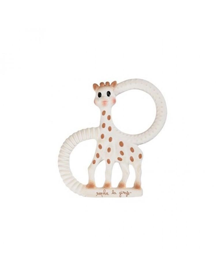 żyrafka sophie gryzak twardy