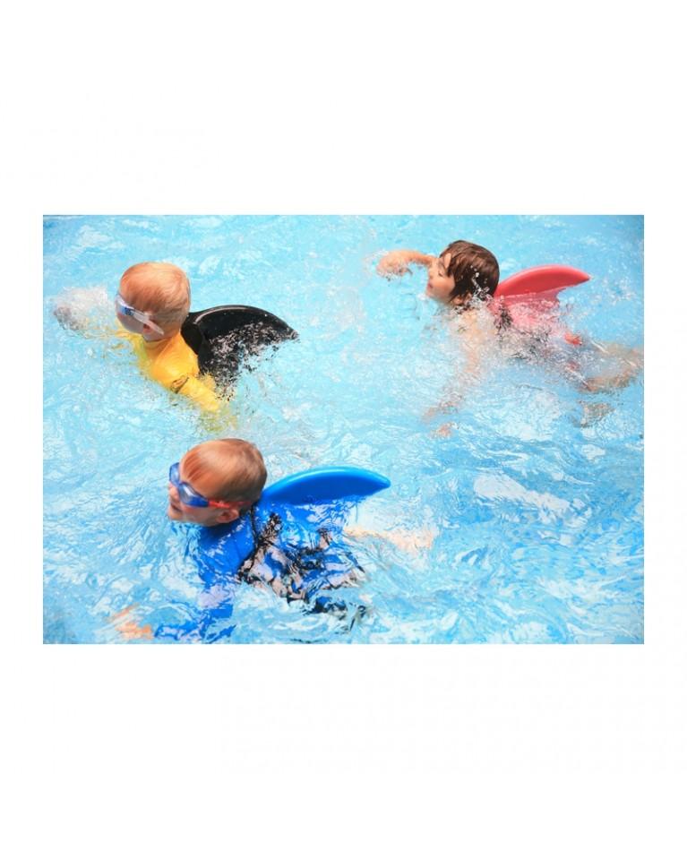 swimfin purple płetwa do nauki pływania