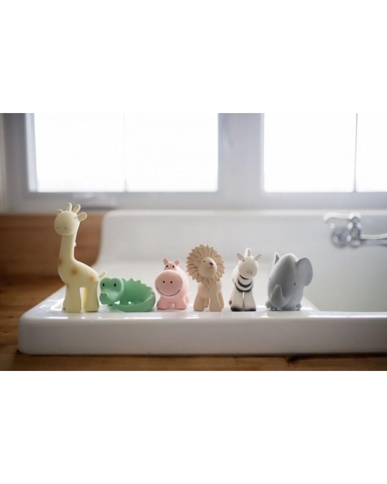 Gryzak zabawka Lew Zoo w opakowaniu