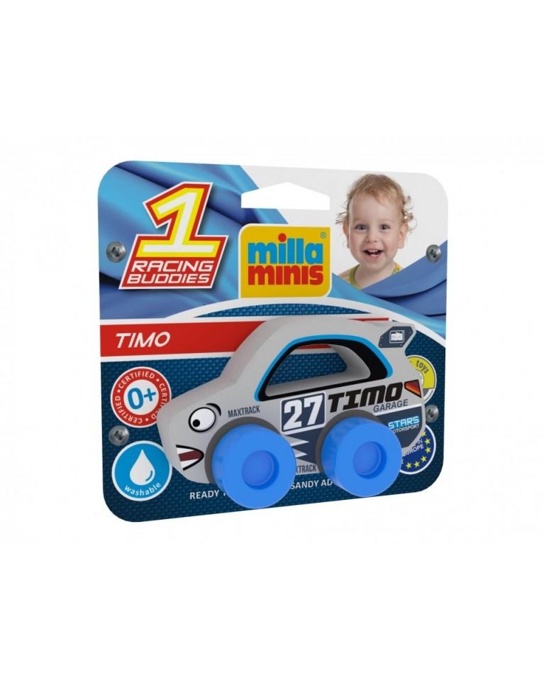 Milla Minis My first car piankowa zabawka sensoryczna na kółkach autko Timo
