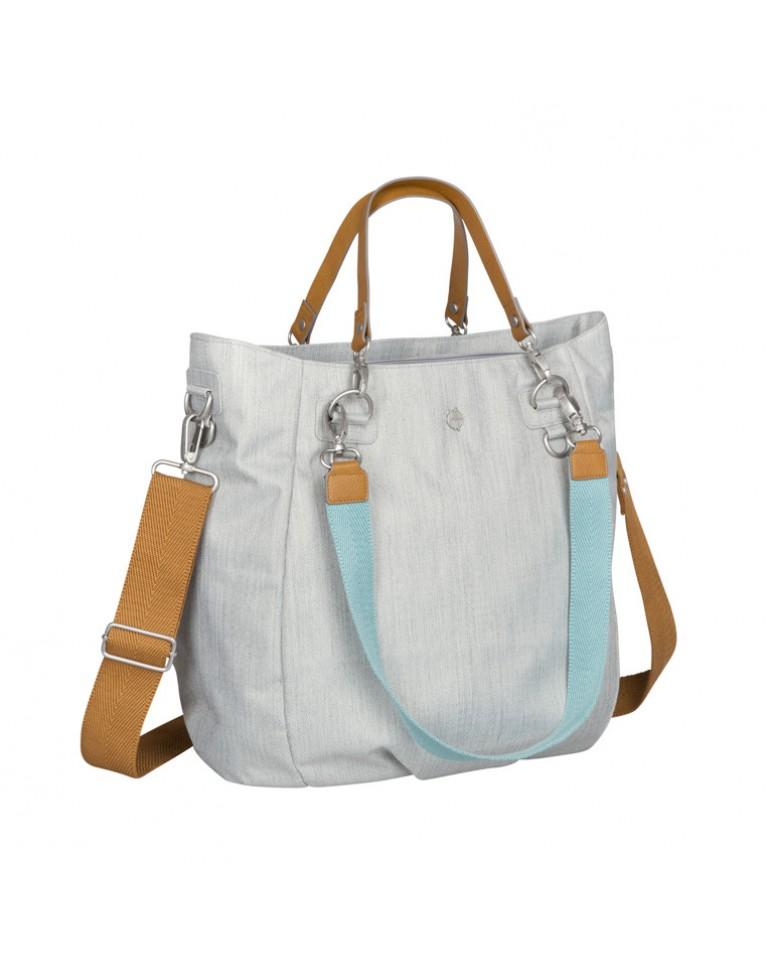 torba do wózka lassig green label grey