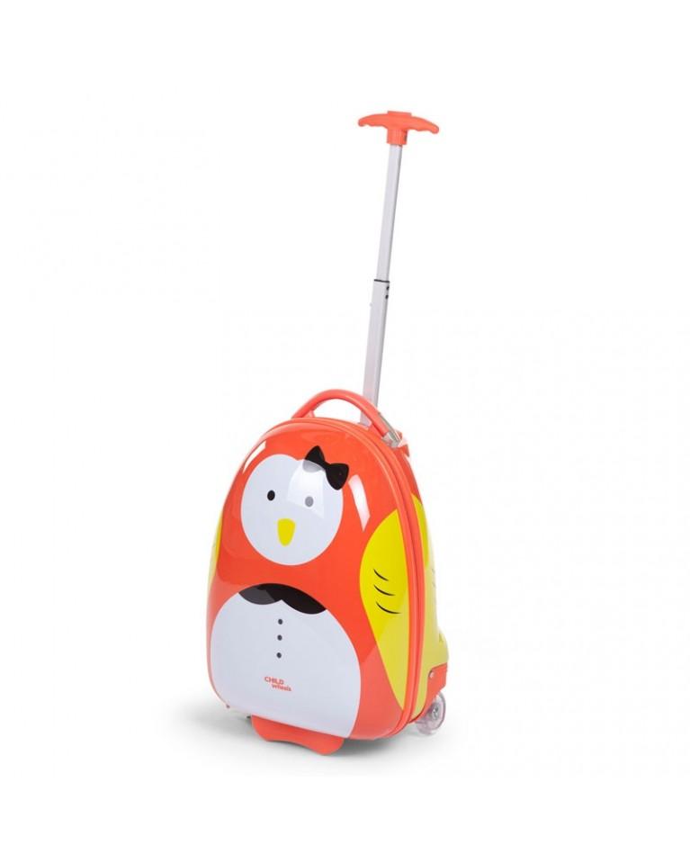 walizka ptaszek childhome
