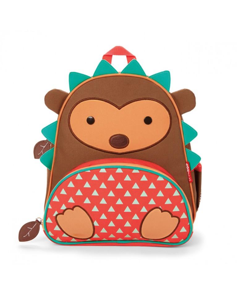 skip hop plecak dla przedszkolaka jeż