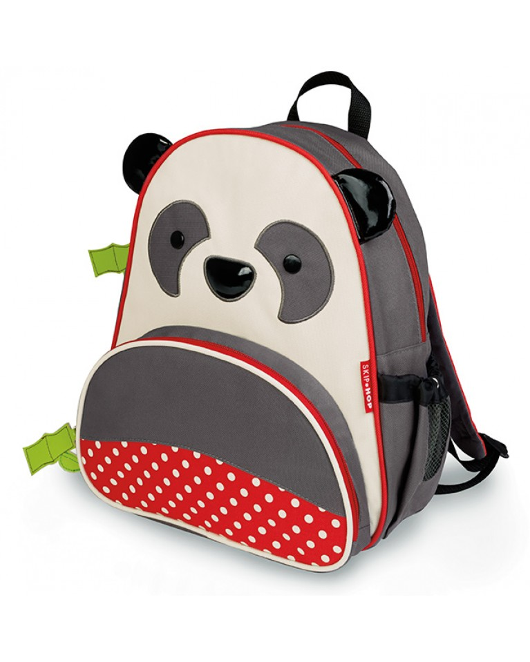 skip hop plecak dla przedszkolaka panda