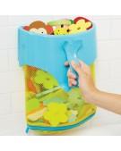 skip hop organizer na zabawki do łazienki