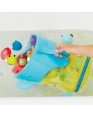 skip hop organizer do łazienki na zabawki moby