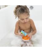 skip hop zabawka do kąpieli pływający piesek