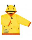 skip hop płaszcz przeciwdeszczowy zoo pszczółka