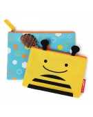 skip hop saszetki na skarby przekąski pszczółka