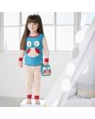 skip hop zoo piżama sowa