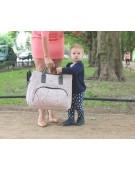 torba do wózka enjoy pink lady