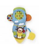 skip hop książeczka małpa