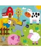 puzzle do kąpieli farma