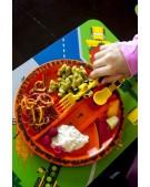 Koparkowa podkładka creative eating