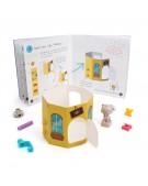 goldieblox zabawka kreatywna zakątek kota beniamina