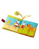 lilliputiens kolorowa książeczka kura ophelia