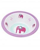 lassig wildlife zestaw z melaminy słoń